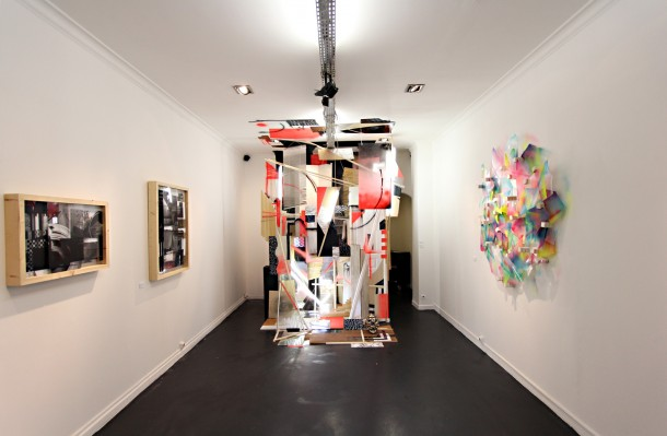 Clemens Behr x Seize Galerie x Diapositive = Chaude Rentrée