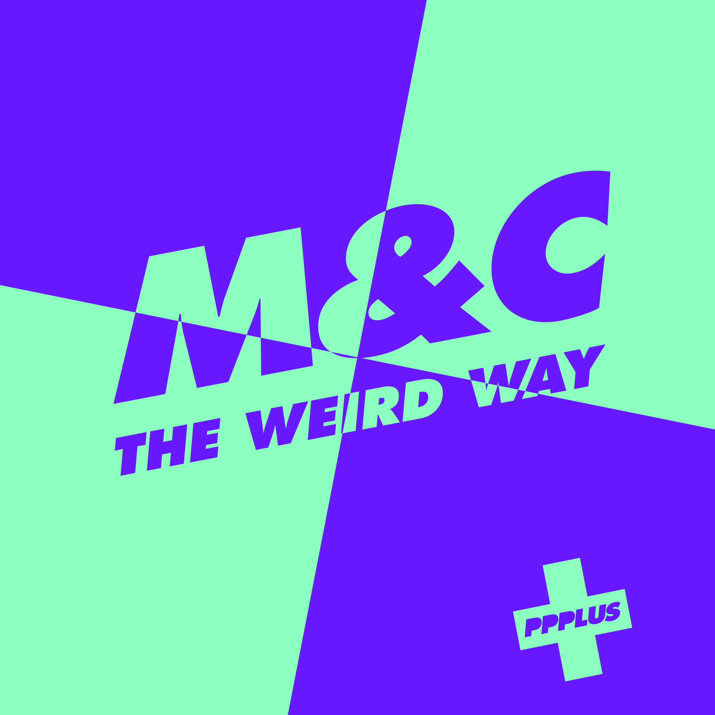 M&C-TheWeirdWay_cover