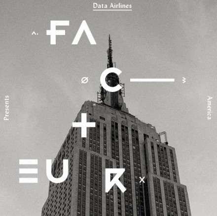 New Facteur Ep on Data Airlines
