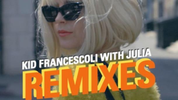 Kid Francescoli – Boom Boom – Diapositive Remix